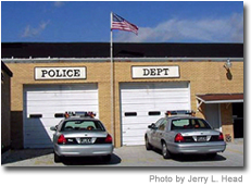Mt. Vernon Missouri Police Department